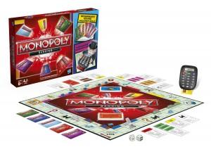 Monopoly Banking Brettspiel Hasbro