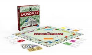 Monopoly Classic Brettspiel 2013 Edition Hasbro