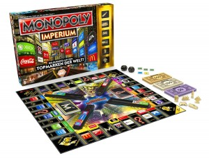 Monopoly Imperium Brettspiel Hasbro