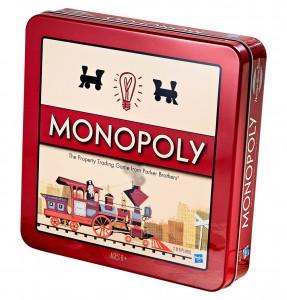 Monopoly Nostalgie Brettspiel Hasbro