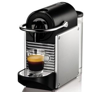 DeLonghi EN 125.S Pixie Nespresso Maschine