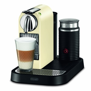 DeLonghi EN 266.CWAE Nespresso Maschine