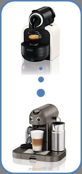 Die beste Nespresso Maschine – 5