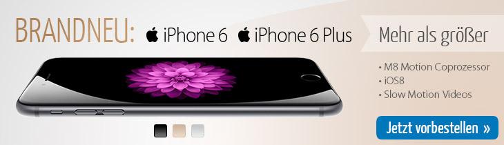 Apple iPhone 6 35 euro monatlich 2