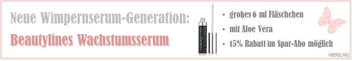 Wimpernserum Test