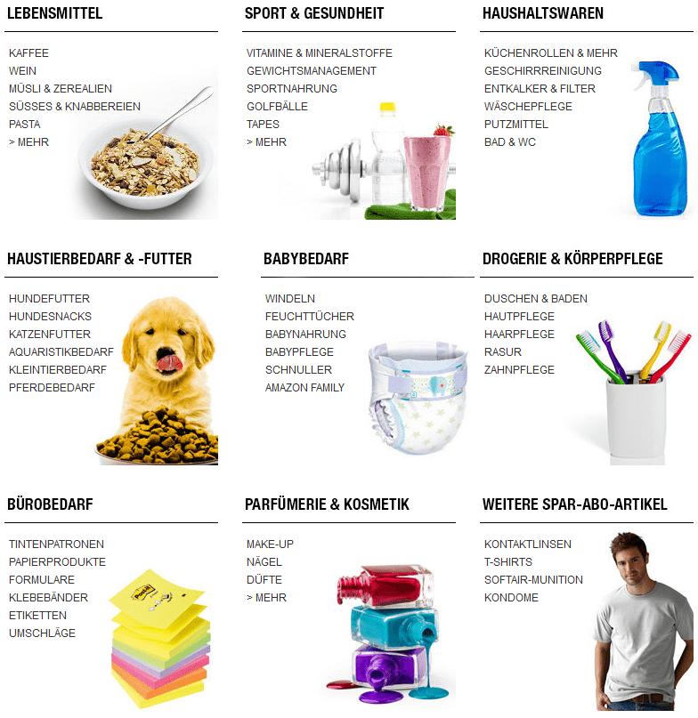 Lohnt sich Amazon Spar-Abo